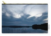 Evening Clouds Over Haukkajarvi Carry-all Pouch