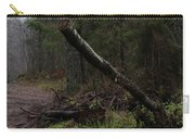 Evening In A Pine Forest Carry-all Pouch