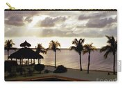Evening In The Keys - Key Largo Carry-all Pouch