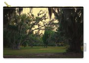 Evening In The Mossy Oaks Carry-all Pouch
