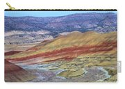 Evening In The Painted Hills Carry-all Pouch
