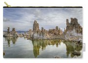 Evening Light At Mono Lake Carry-all Pouch