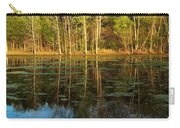 Evening Light On A Missouri Pond I Carry-all Pouch