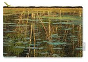 Evening Light On Missouri Pond 2 Carry-all Pouch