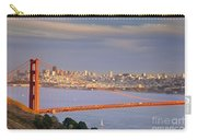 Evening Over San Francisco Carry-all Pouch