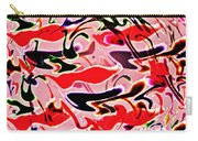Evolve Abstract Painting Carry-all Pouch