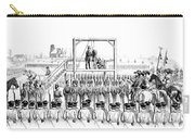 Execution Of John Brown, American Carry-all Pouch