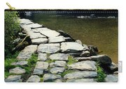 Exmoor National Park Crossing Bridge Carry-all Pouch