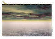 Expanse Of Water And Sky Carry-all Pouch