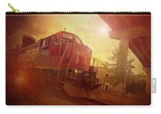 Express Train Carry-all Pouch by Joel Witmeyer