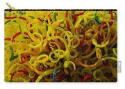 Extraordinary Chihuly Glass  Carry-all Pouch