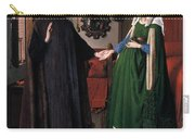 Eyck: Arnolfini Marriage Carry-all Pouch