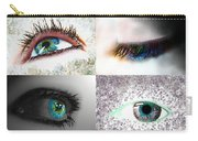 Eye Art Collage Carry-all Pouch