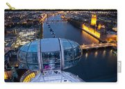 Eye Of London Carry-all Pouch
