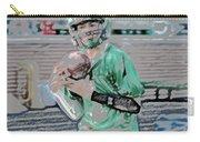 Eye On The Ball Digital Art Carry-all Pouch