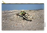 Eye To Eye With A Dragonfly Carry-all Pouch