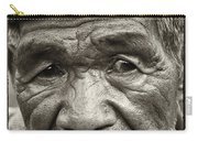 Eyes Of Soul Carry-all Pouch by Skip Nall