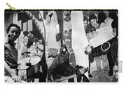 Faber: Mural Painting, C1940 Carry-all Pouch