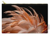 Fabulous Flamingo Feathers Carry-all Pouch