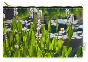 Fabulous Water Hyacinth  Carry-all Pouch
