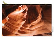 Face In The Canyon Carry-all Pouch