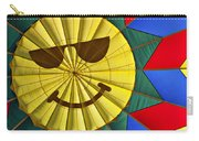 Face Inside Hot Air Balloon  Carry-all Pouch
