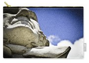 Face Of Courage Carry-all Pouch