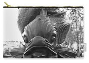 Face Of The Thames Carry-all Pouch