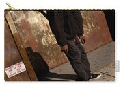 Faceless Carry-all Pouch