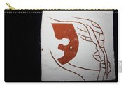Faces - Tile Carry-all Pouch