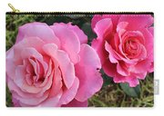 Faded Love Square Carry-all Pouch