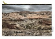 Faded Painted Hills Carry-all Pouch