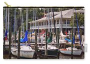 Fairhope Yacht Club Sailboat Masts Carry-all Pouch