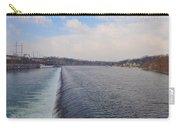 Fairmount Dam And Boathouse Row - Philadelphia Carry-all Pouch