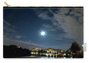 Fairmount Waterworks And The Philadelphia Art Museum Carry-all Pouch