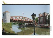 Fairport Lift Bridge Carry-all Pouch
