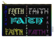Faith Carry-all Pouch