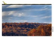 Fall At Dusk Carry-all Pouch
