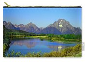 Fall At Oxbow Bend Carry-all Pouch