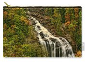 Fall At Whitewater Falls  Carry-all Pouch