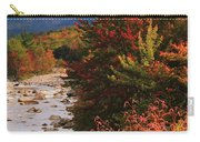 Fall Color In The White Mountains Carry-all Pouch