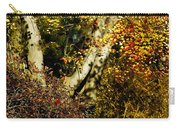Fall Color Wall Art Landscape Carry-all Pouch