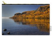 Fall Colours In The Squaw Bay II Carry-all Pouch