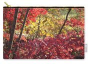 Fall Comes To New England Carry-all Pouch