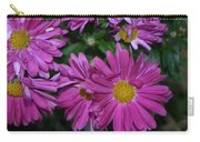 Fall Flowers In Bloom Carry-all Pouch