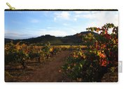 Fall In A Sonoma Vineyard Carry-all Pouch