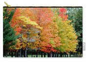 Fall In Michigan Carry-all Pouch by Optical Playground By MP Ray