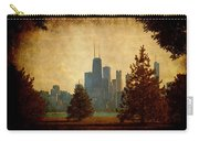 Fall In The City Carry-all Pouch
