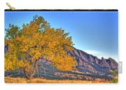Fall In The Flatirons Carry-all Pouch