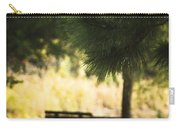 Fall In The Pines Carry-all Pouch